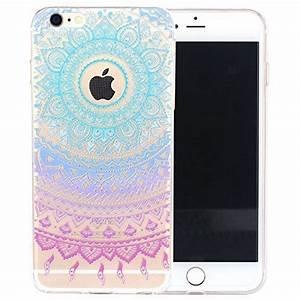 Coque Pour Iphone 6 : coque iphone 6 transparente motif ~ Teatrodelosmanantiales.com Idées de Décoration