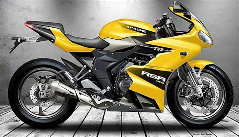 Tvs Apache Rtr 180 Digital Concept Renderings By Oberdan