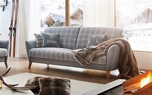 Sofa Grau 3 Sitzer : sofa seefeld 3 sitzer in grau online bei hardeck kaufen ~ Eleganceandgraceweddings.com Haus und Dekorationen