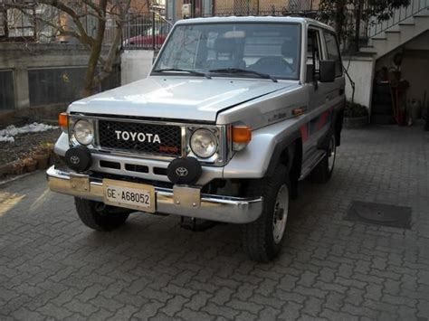 sold toyota land cruiser bj   cars  sale