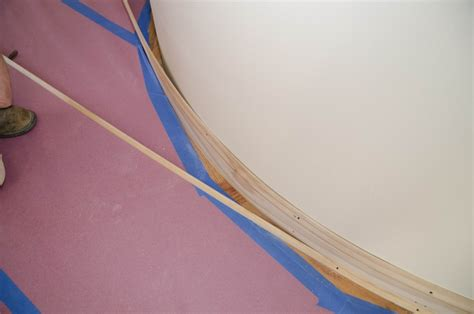 Thrifty Decor Gomi by 28 How To Install A Curved How To Install A Curved