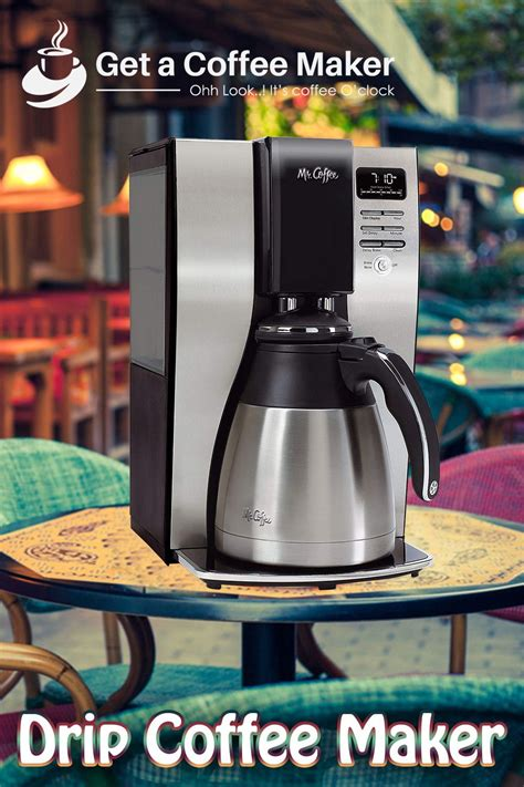 Drip coffee maker is very popular for enjoying hot coffee every morning. Top 10 Drip Coffee Makers (Feb. 2020) - Reviews & Buyers Guide | Coffee maker, Best drip coffee ...