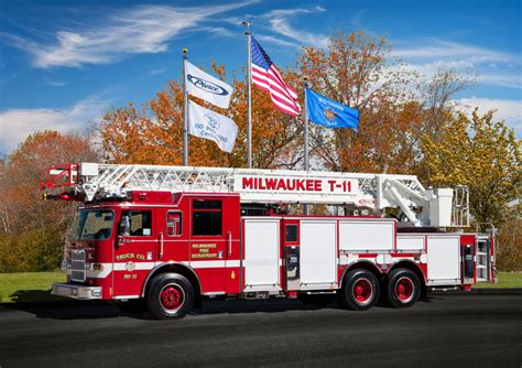 front tip out tray milwaukee fire department reliant fire apparatus