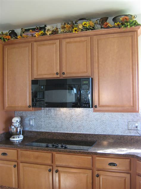 metal tiles for kitchen backsplash decorating creating breezy kitchen design using tin 9155
