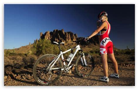 hot cyclist ultra hd desktop background wallpaper