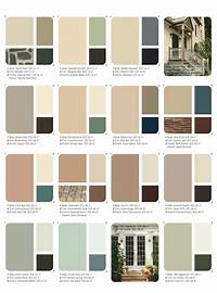exterior color schemes Home Depot House Paint | Home Painting Ideas