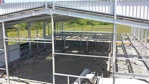 Mezzanine Metallique En Kit : batiment industriel en kit batiments moins chers ~ Premium-room.com Idées de Décoration