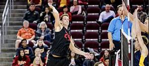 Men's volleyball to keep momentum against Princeton ...