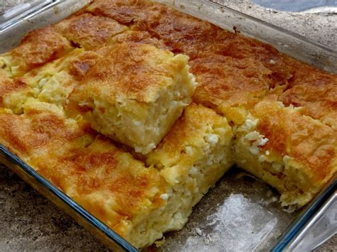 cuisine serbe gibanica serbie cheesecake salé la tendresse en cuisine