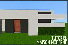 Images for maison moderne youtube minecraft www.88852.cf