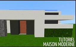 HD wallpapers petite maison moderne dans minecraft 63mobile5.ga