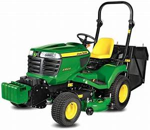 Download John Deere X950r Riding Lawn Tractor  Sn  From