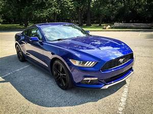 Review: 2015 Ford Mustang EcoBoost Premium Fastback
