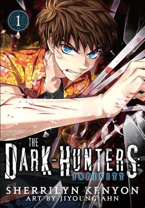 dark hunters infinity vol  review moar powah