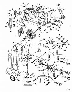 Johnson Remote Control Parts For 1981 90hp J90txcim