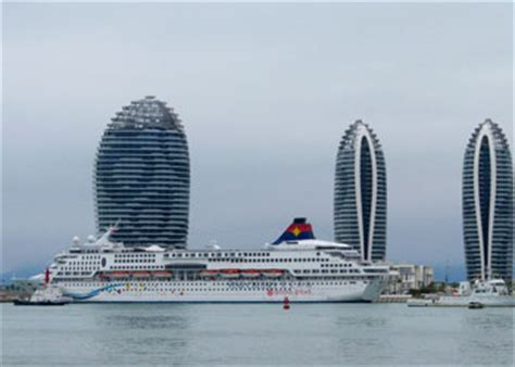 cruises sanya china sanya cruise ship arrivals