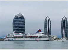Cruises To Sanya, China Sanya Cruise Ship Arrivals