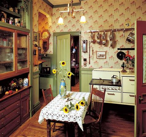 images   kitchens  pinterest vintage