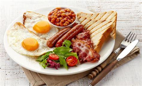la cuisine pour les nuls petit déjeuner salé bienfaits et inconvénients pour