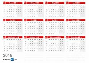 Ferien Nrw 2018 19 : kalender 2019 ~ Buech-reservation.com Haus und Dekorationen