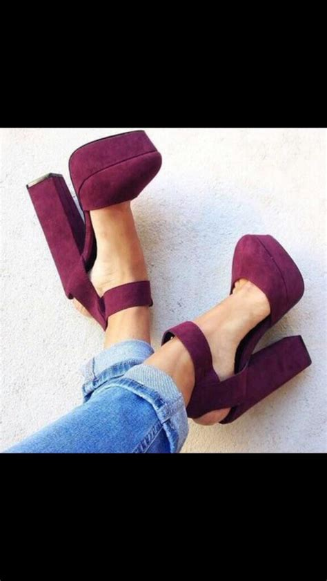 authentic maroon new style high heel sandals fashion suede pointed
