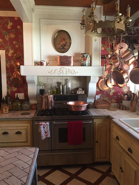 pin  felicia blair realtor  antique french copper cookware copper kitchen copper pots