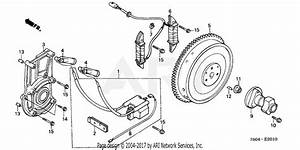 Honda Ht4213 Sa Lawn Tractor  Jpn  Vin  Maat