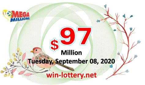 This page has the latest mega millions winning numbers for this draw, plus detailed prize payout information. GEORGIA PLAYER WON $1 MILLION; MEGA MILLIONS JACKPOT RISES ...