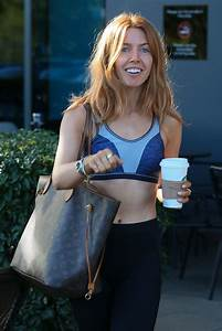Stacey Dooley – Arrives at Live Show of Strictly Come Dancing in London – GotCeleb