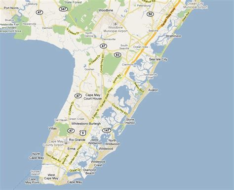 cape may nj directions homestead real estate