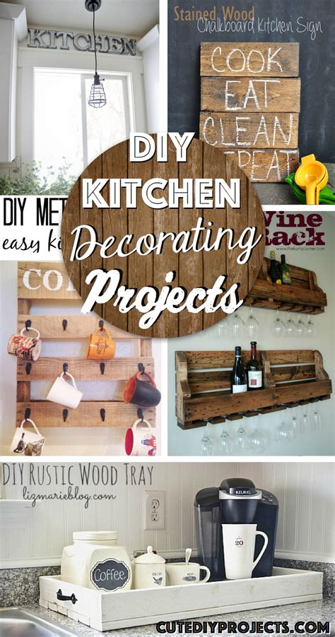 kitchen projects ideas diy ideas for kitchen decorating pixshark com