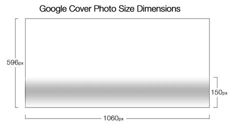 Google Cover Photo Size by The New Google Cover Image Size Dimensions