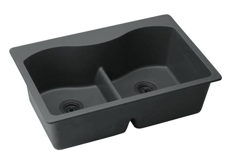 e granite kitchen sinks elkay harmony e granite sink elglb3322 3536