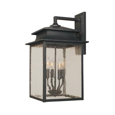 home depot canada deck lighting world imports sutton collection 12 in 4 light wall