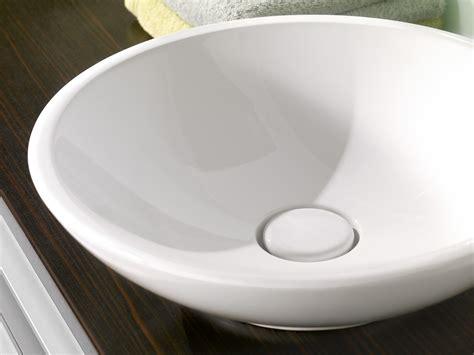 villeroy und boch loop and friends aufsatzwaschbecken countertop ceramic washbasin loop friends collection by villeroy boch
