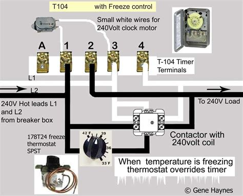 Intermatic Timer Wiring Diagram Free