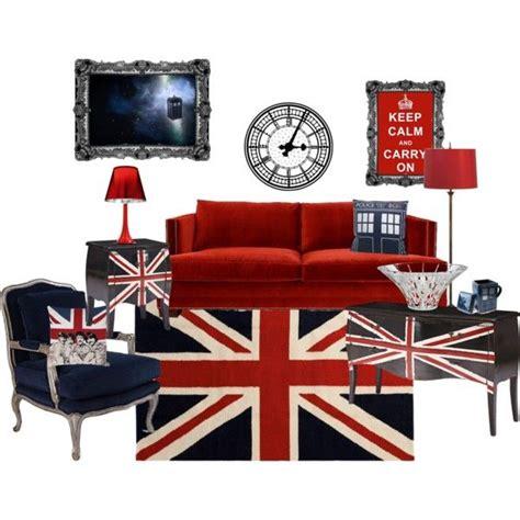 union jack living room room simple decor home deco