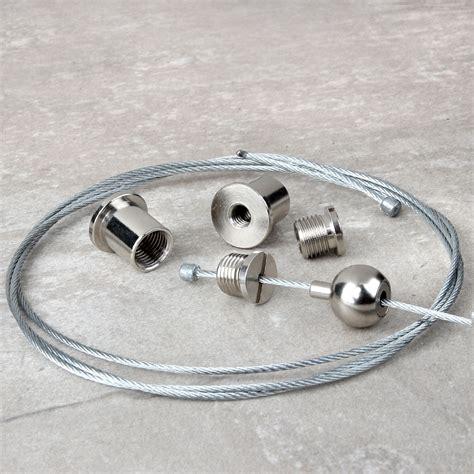 Mit Stahlseilen by Stahlseil Set Onlineshop Mit Ladengesch 228 Ft