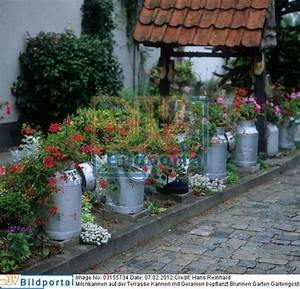 Garten Bepflanzen Ideen : details zu 0003155734 milchkannen auf der terrasse ~ Lizthompson.info Haus und Dekorationen