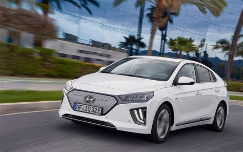hyundai ioniq electric   range  power