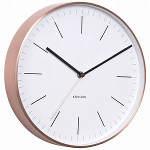 White Large Wall Clock.White Oversize Wall Clock. Large ...