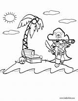 Pirate Coloring Pages sketch template