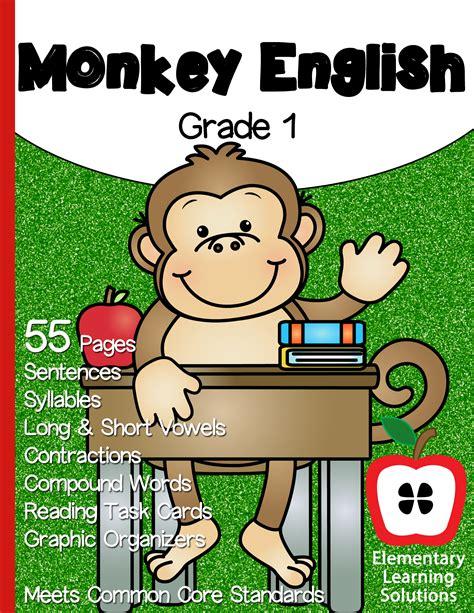 monkey english elementary learning solutions