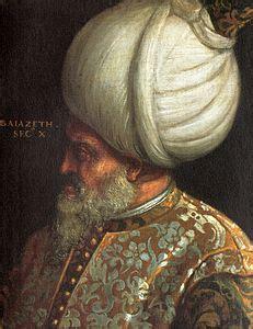Sultano Ottomano Bayezid Ii