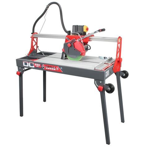 ryobi tile saw home depot ryobi 3 4 hp 7 in tile saw ws7211 the home depot