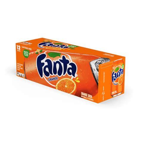 Fanta Orange Soda 12 Pack | Hy-Vee Aisles Online Grocery ...