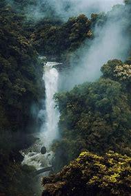 Amazing Landscape Photography Waterfall