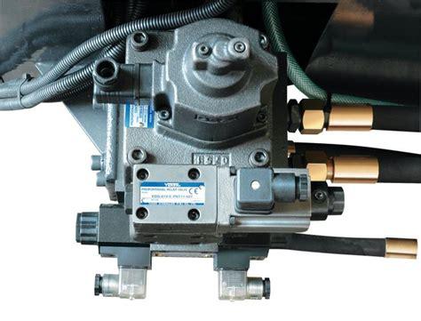 hydraulic solenoid valve  injection molding machine