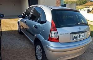 Citro U00ebn C3 Glx 1 4 8v  Flex  2007  2008