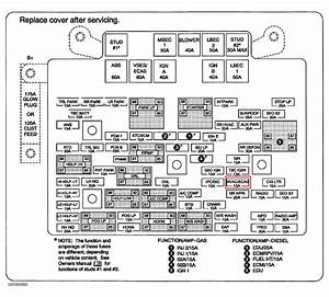 2004 Chevrolet Suburban Air Conditioning Wiring Diagram
